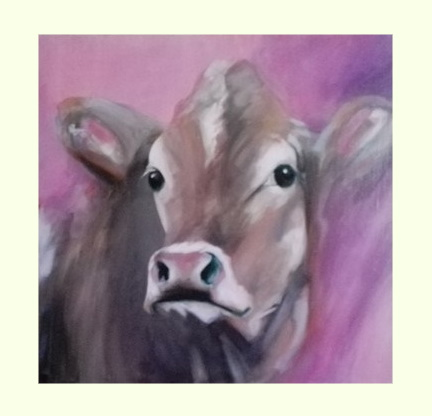 Frameless cow